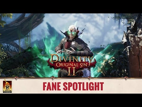 Divinity: Original Sin 2 - Spotlight: Origin Stories - Fane thumbnail