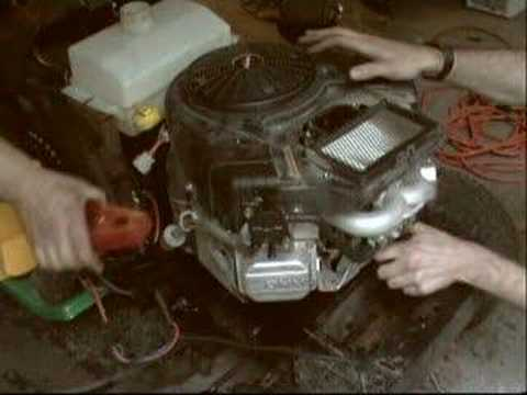 How to repair intek v twin governor? (with pictures, videos