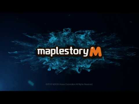 MapleStory M OFFICIAL Trailer