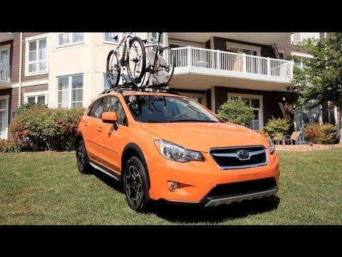 2013 Subaru XV Crosstrek Review - City Size, Off-Road Style