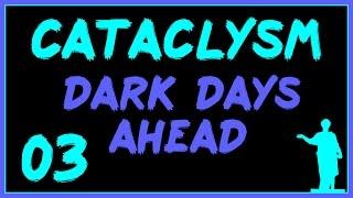 Cataclysm: DDA #03 - Бойня в Больнице!