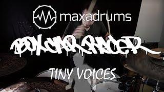 BOX CAR RACER - TINY VOICES (Drum Cover + Transcription / Sheet Music)