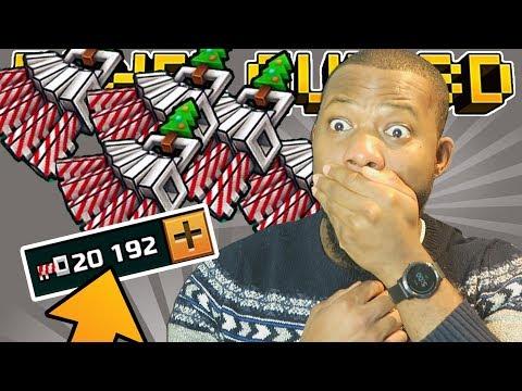 I SPENT 20,000 KEYS AND UNLOCKED... | Pixel Gun 3D