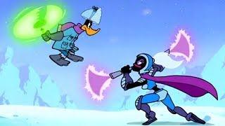 Duck Dodgers vs Martian Queen