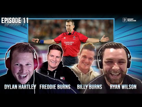 The Burns Brothers | RugbyPass Offload - E11 | Rugby Podcast | Rugby News