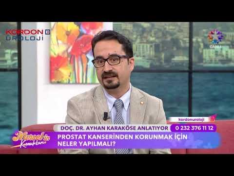 Ayhan Karaköse - Prostat Hastalığının Belirtileri - Nurselin Konukları Star TV