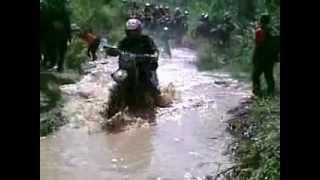 preview picture of video 'Buntok Trail Pelaihari I'