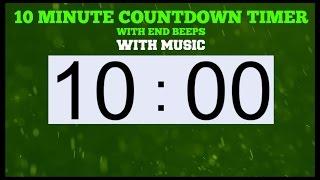 10 minute countdown - Eymir mouldings co