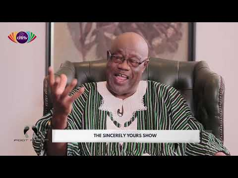 Fritz Baffour on Footprints: Saturday, 24th October, 2020 [Part 2]
