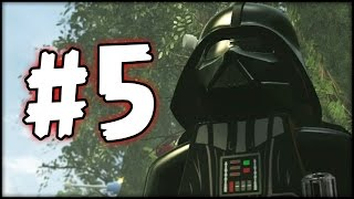 LEGO Star Wars The Force Awakens - LBA - Episode 5! (HD)