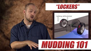 Mudding 101: Why lockers are important for the mud