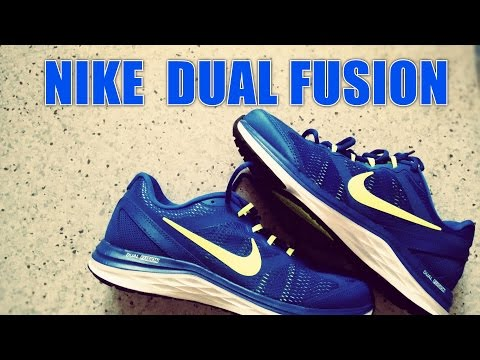NIKE dual fusion, review en español