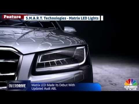 S. M. A. R. T. Technologies: Matrix LED Lights