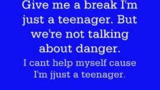 Jordin Pruitt ~ Teenager (lyrics + music)~!