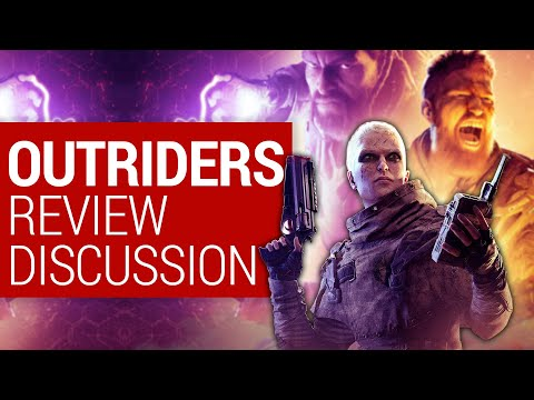 Outriders crashes so much on PC it may be causing your C drive to run out of space