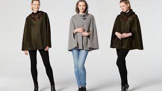 How To Make A Cape Coat | Teach Me Fashion