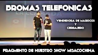 •BROMAS TELEFÓNICAS• Rodriguez Galati #MisaCochina