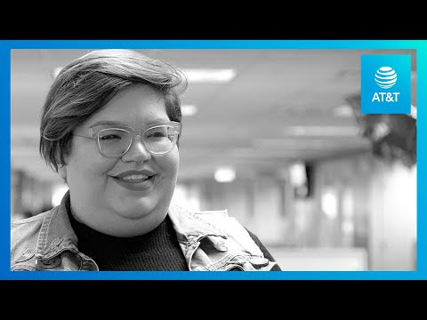 Making a Difference with AT&T | AT&T Believes-YoutubeVideoText