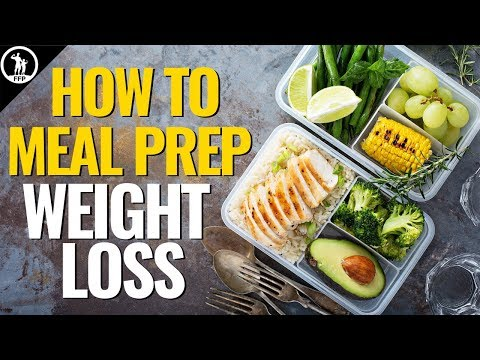 The Best Way to Meal Prep for Weight Loss – Guide For Men