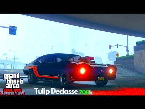 Tulip Declasse Customization Review GTA 5 Online