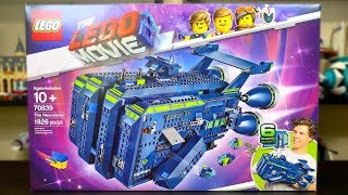 LEGO Movie 2 70839 REXCELSIOR Review! Summer 2019 LEGO Movie 2 Set!