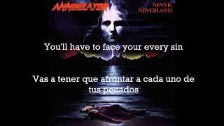 Annihilator - The Fun Palace (Subtitulado Ingles - Español)