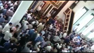Ингушетия  драка в мечети
