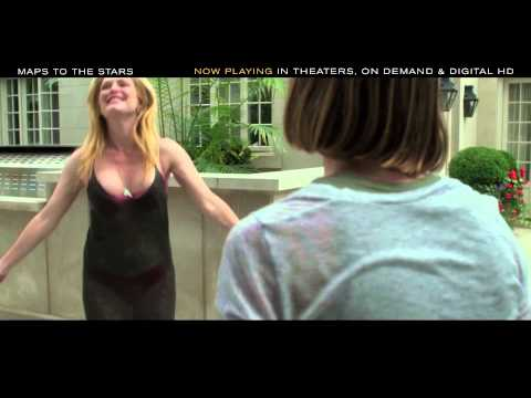 Maps to the Stars (Clip 'Fire and Water')