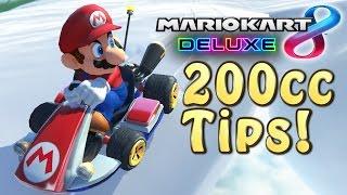 Mario Kart 8 Deluxe 200cc Tips! - How to play 200cc - dooclip.me