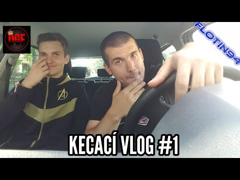 KECACÍ VLOG - FloTin Feat. Dominik Films And Gaming 1.Část