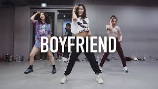 Ariana Grande, Social House   Boyfriend  Ara Cho Choreography
