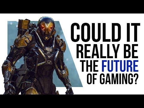THIS is how EA sees THE FUTURE OF GAMING