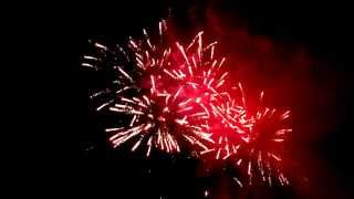 preview picture of video 'Enfield Firework 2014'