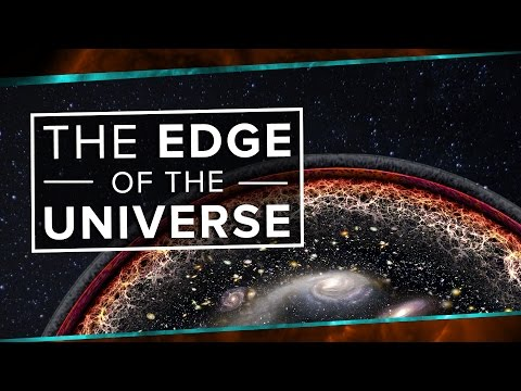 The Edge of the Universe is a Strange Place