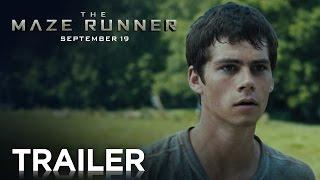 The Maze Runner - Official Trailer 2