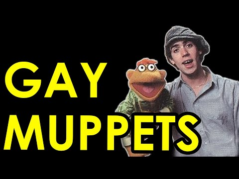 Richard Hunt - The Gay Man Behind the Muppets