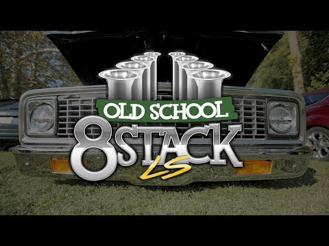 Steven Austin's Old School 8 Stack LS