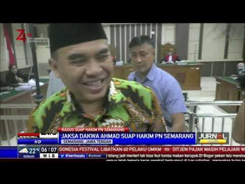 KPK Tuntut Bupati Nonaktif Jepara Ahmad Marzuki 4 Tahun Penjara