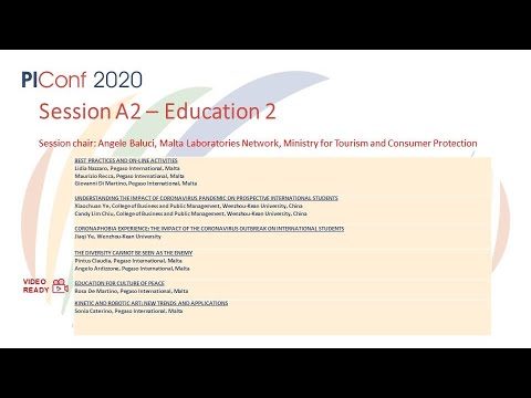 Session A2- Education 2