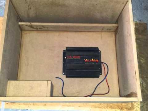 THE BOX - Anbauanleitung für eine aktiven Lautsprecher für Handy, Laptop etc HOMEMADE.