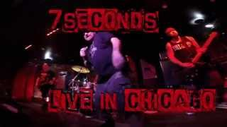 7SECONDS: Chicago 2014 - You Lose & Not Just Boys Fun