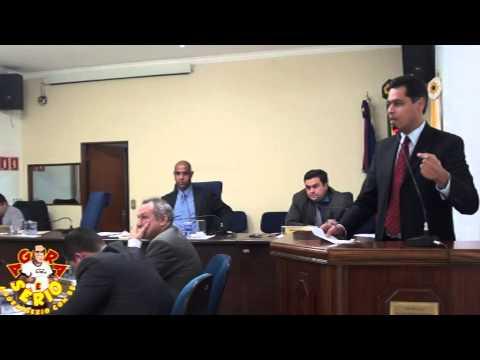 Tribuna Vereador Pedro Angelo dia 1 de Setembro de 2015