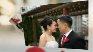 Edgewater Hotel Wedding   Lisa & Niño