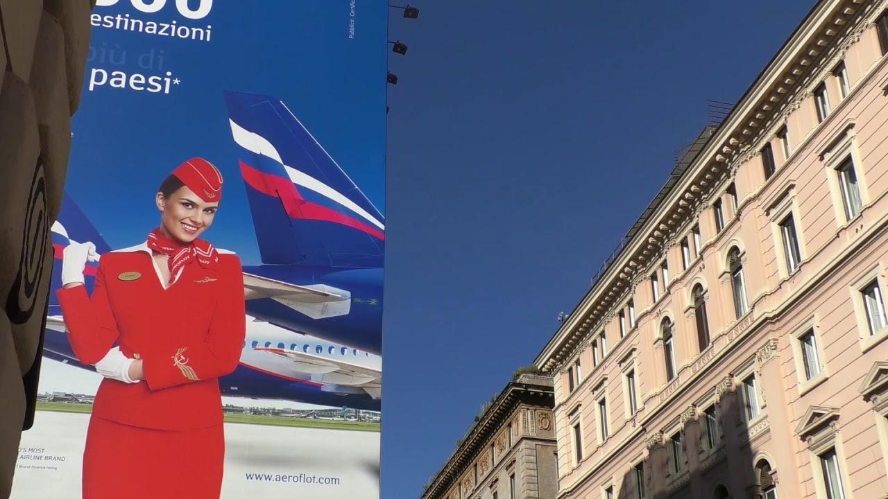 Roma regolamenta i cartelloni