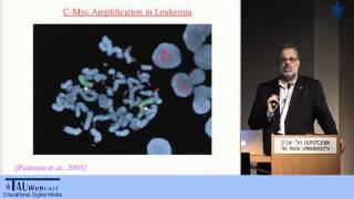 Prof. David Botstein: Evolution and Cancer