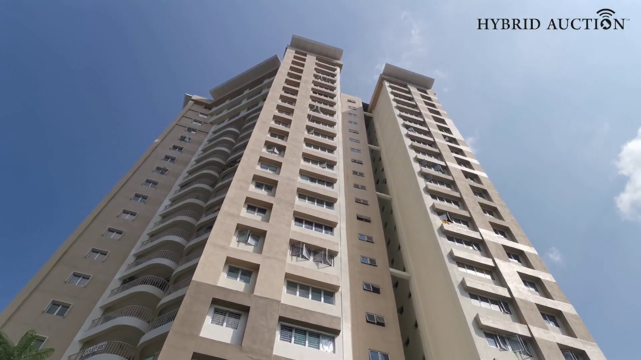 [Owner Auction™] Your Future Home is Here at Sri Ampang Hilir Condominium!