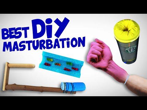 Best Ways To Masturbate - Homemade Sex Toys