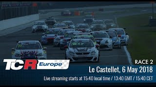 TCR_Europe_Series - PaulRicard2018 Round2 Race2 Full
