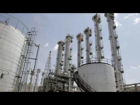 إيران تعلن تشغيل سلسلتين جديدتين من أجهزة الطرد المركزي لتخصيب اليورانيوم