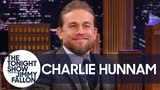 Charlie Hunnam Got a Master Class in Acting from Hugh Grant in The Gentlemen thumbnail